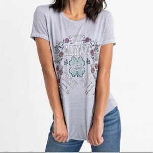 Lucky Brand • Always Lucky Graphic Tee